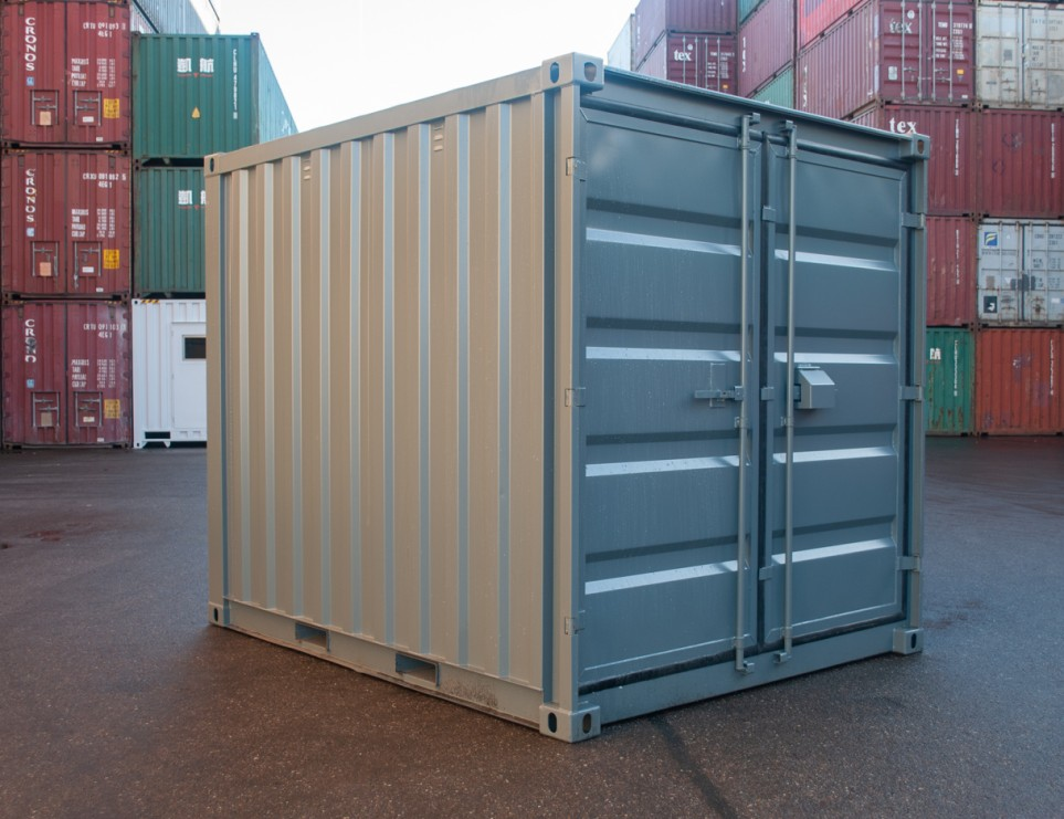 10FT Milieucontainer