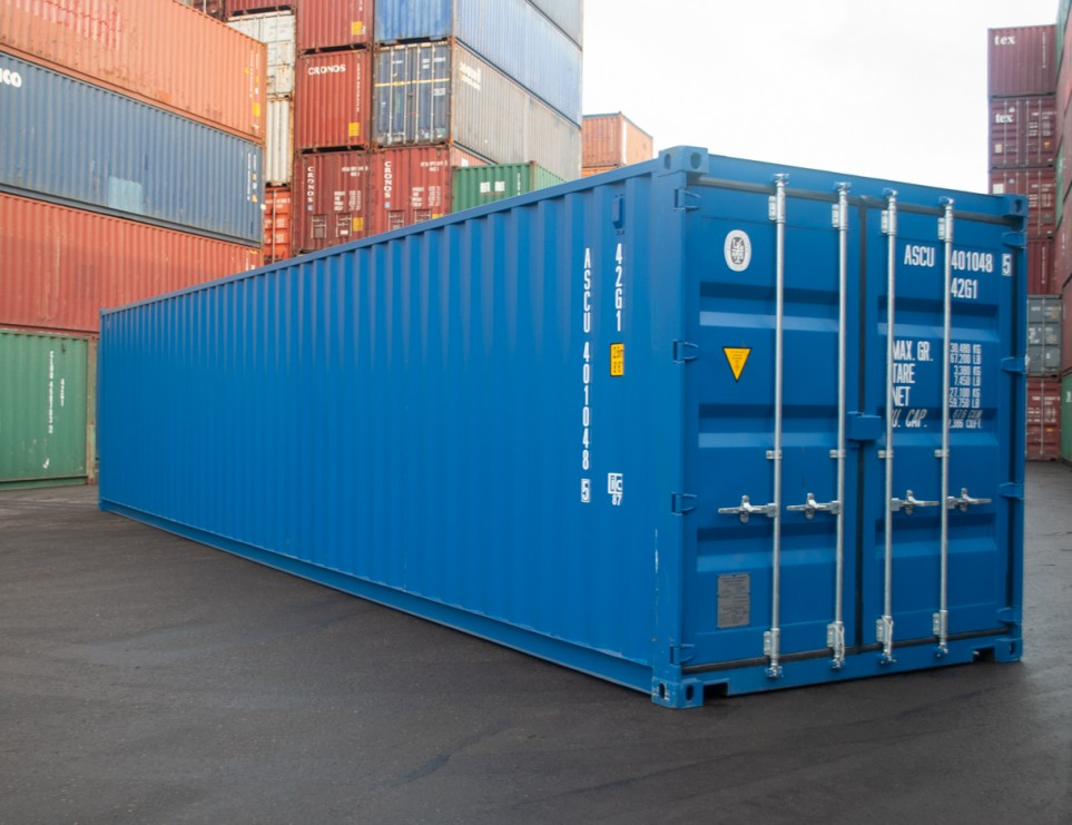 40FT Zeecontainer